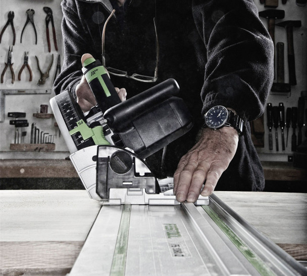 Festool TS 55 REQ-F-Plus Plunge Cut Saw w/o Guide Rail - workshop example 4