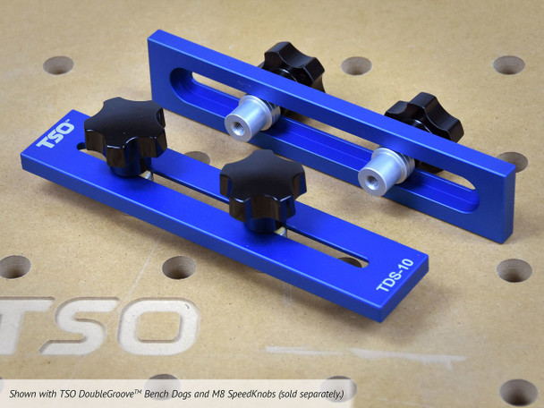 TSO Dog Stop Kit - Includes Knobs & Dogs (61-418)