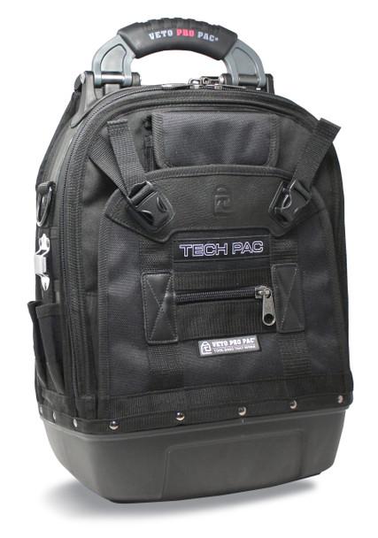 Veto Tech Pac Black - FREE TP5B Tool Pouch Promo