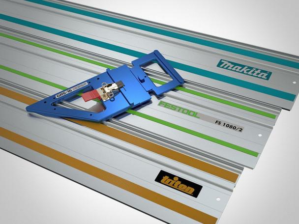 TSO GRS-16 Parallel Edge Guide Rail Square (61-130-R)