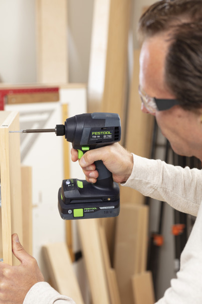 Festool 576480 Cordless impact TID 18 HPC 4,0 I-Plus