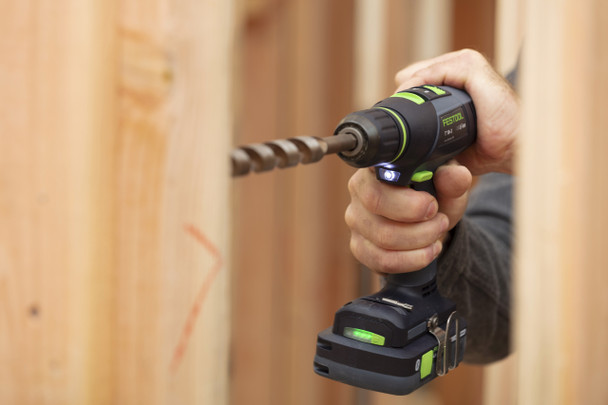 Festool 576758 Cordless drill T18+3-E-Basic