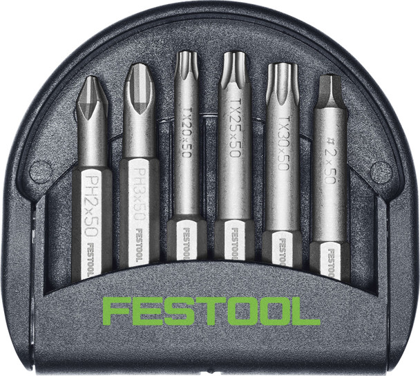 Festool 204386 Bit cassette BT-IMP SORT6