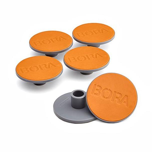 Bora Centipede CA0606 6 Pc Non-Slips Set (CA0606)