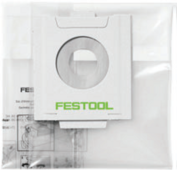 Festool CT 48 AC Disposable Dust Liners (497540)