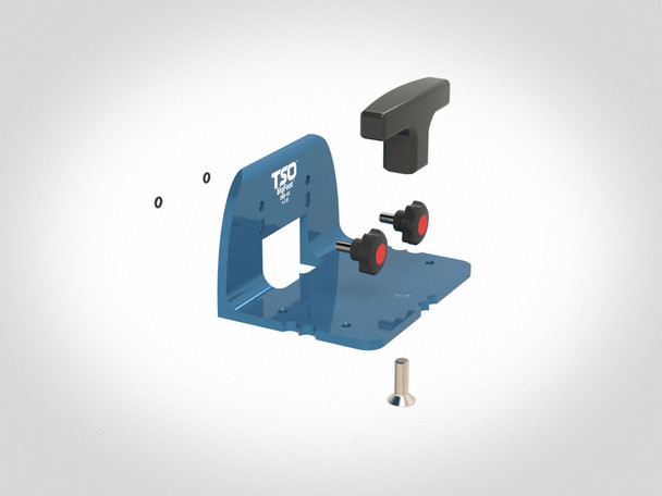 TSO DBF-45 BigFoot V2.0 Support Bracket for Domino (61-434)