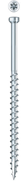 "GRK PHEINOX FIN TRIM Stainless Steel #8 x 2"" (100 pcs) (37728)"