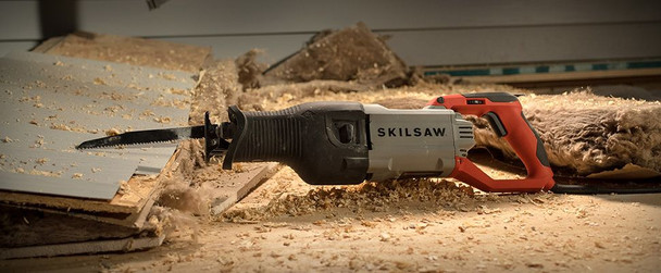 Skilsaw Heavy Duty Reciprocating Saw 15 AMP (SPT44-10)