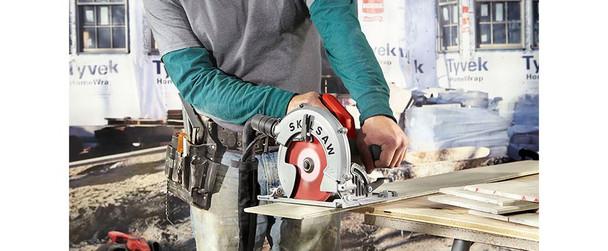 "Skilsaw 7-1/4"" Sidewinder Circular Saw for Fiber Cement (SPT67FMD-22)"
