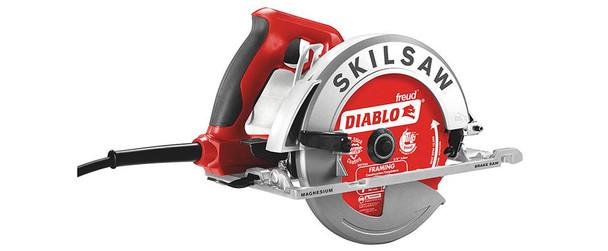 "Skilsaw 7-1/4"" Magnesium Sidewinder Circular Saw w/Brake (SPT67WMB-22)"