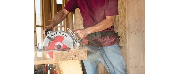 """Skilsaw 10-1/4"""" Magnesium Sawsquatch Worm Drive Saw (SPT70WM-22)"""