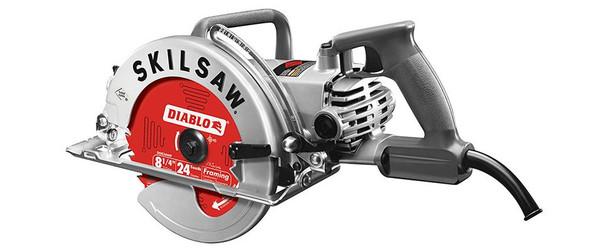 "Skilsaw 8-1/4"" Aluminum Worm Drive Saw (SPT78W-22)"