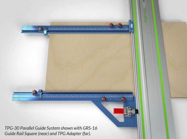TSO TPG-50 Parallel Guide System Set (61-383)