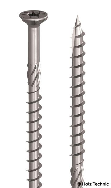 Holz Technic Countersunk Head Screws  4.5mm x 80mm (200 pcs) (SNK4580)