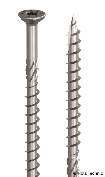 Holz Technic Countersunk Head Screws  5mm x 50mm (200 pcs) (SNK550)