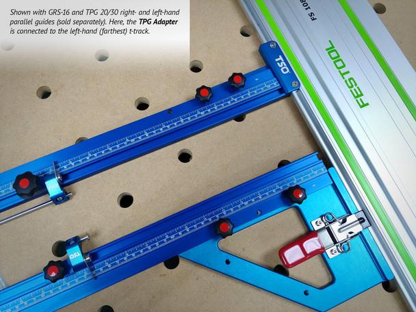 TSO TPG Guide Rail Adapter (61-390)