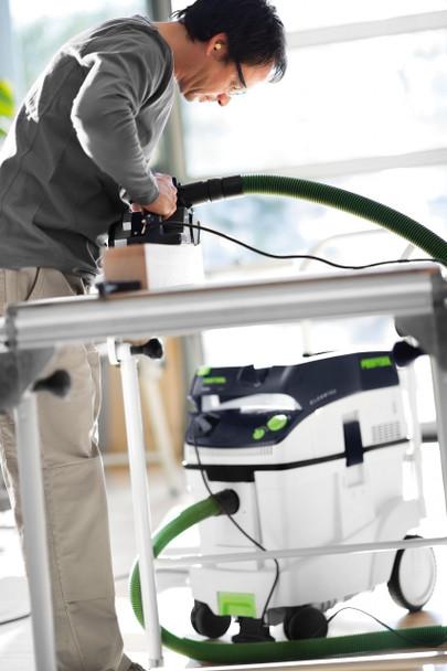 Festool Dust Extractor CT 48 HEPA - workshop example 2