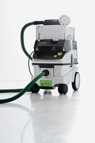 Festool Dust Extractor CT 26 E HEPA with tubing