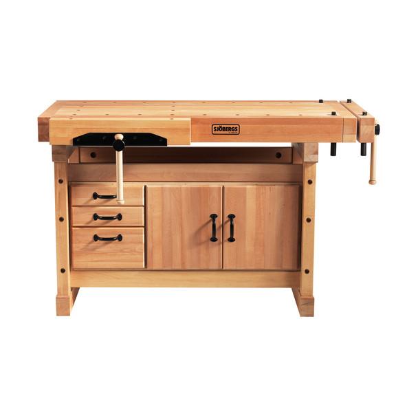Sjobergs Elite 1500 + SM3 Cabinet + Accessory Kit