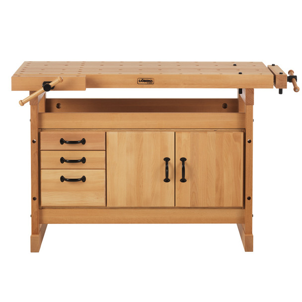 Sjobergs Nordic Pro 1400 + SM03 Cabinet + Accesory Kit