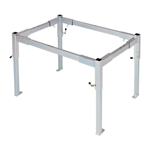 Sjobergs Zinc Coated Steel.  Adjustable Trestle