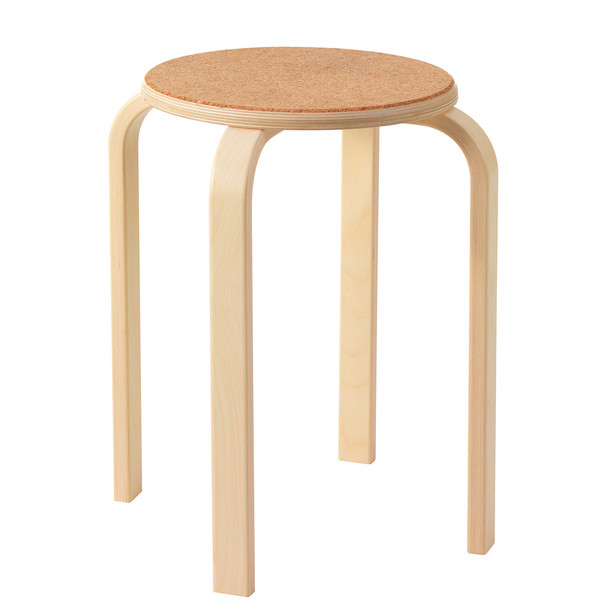 Sjobergs Wooden Stool