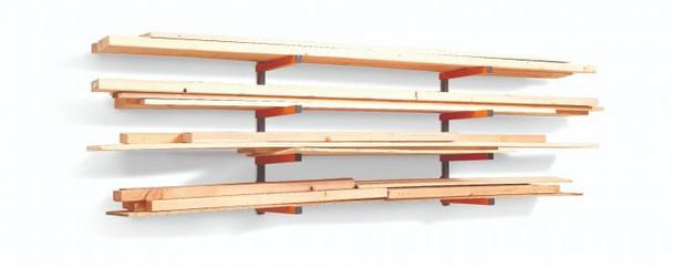 BORA Wood Rack 4 Tier