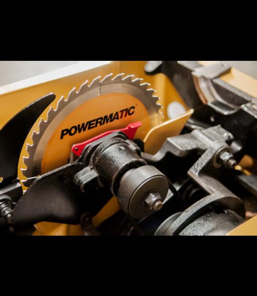 """Powermatic 2000B TABLE SAW - 3HP 1PH 230V 50"""" RIP W/ACCU-FENCE"""