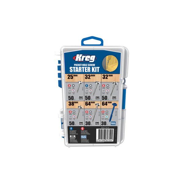 Kreg Pocket-Hole Screw Starter Kit (SK04)