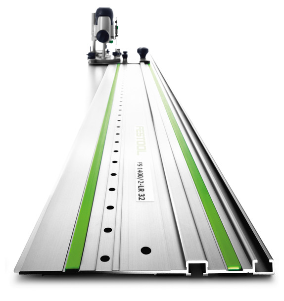 Festool 32 Mm Hole Drilling Guide Rail, 55 inches (1400mm) (496939)