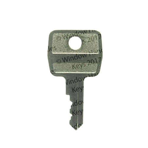 EE2 Window Handle Keys by B & P
