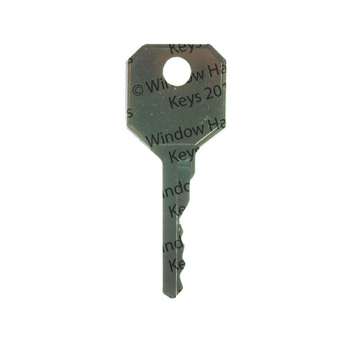 KB104 Window Handle Keys by WMS