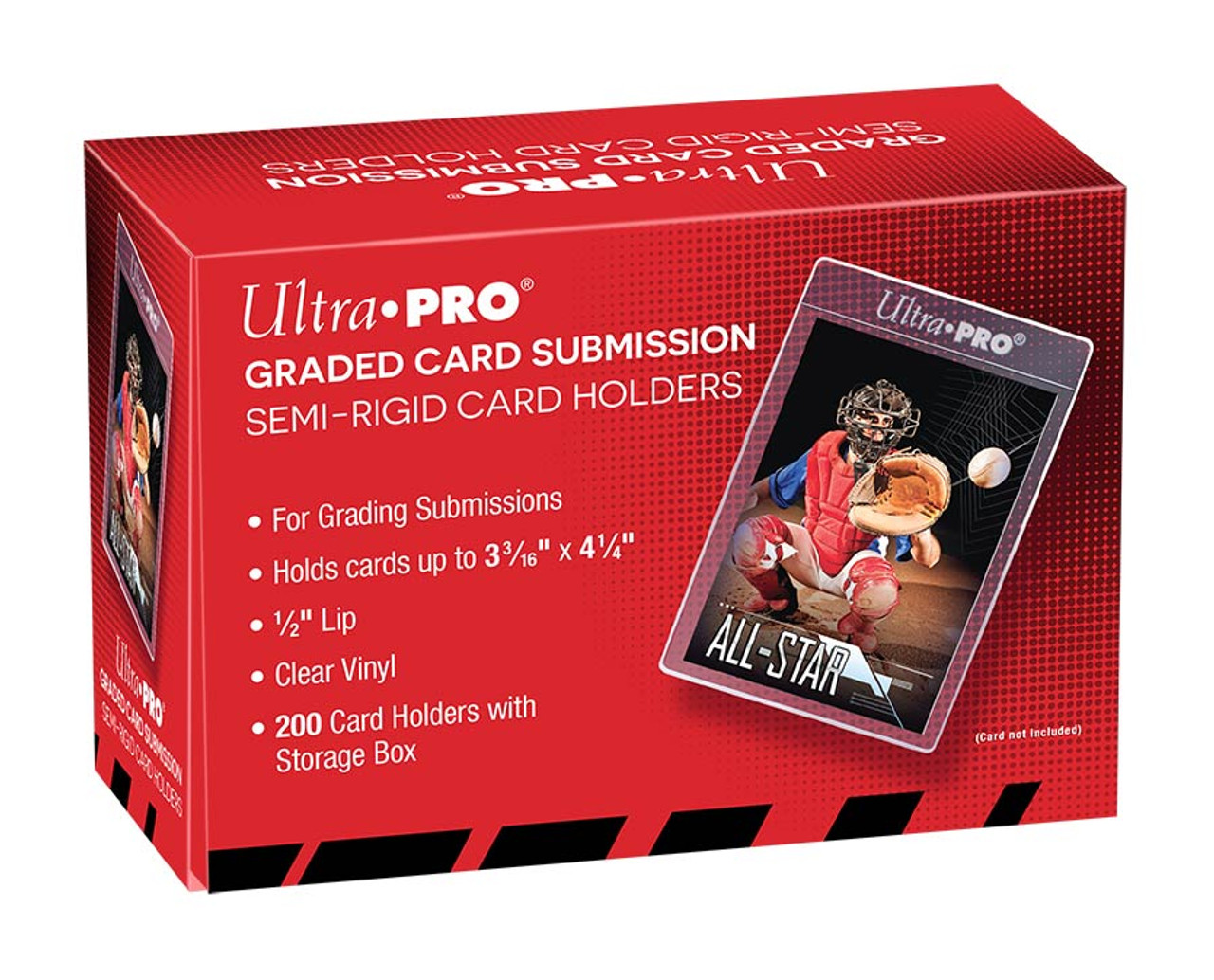 ULTRA PRO POSTCARD SIZE SLEEVES /& RIGID TOP LOADER HOLDERS 15 FREE SHIPPING
