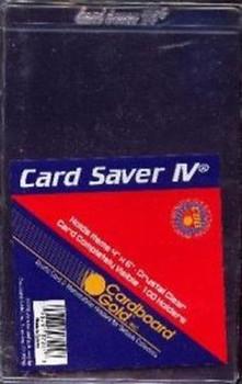 1000 ct Case Card Saver 4 Semi Rigid Holders CS4