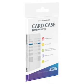 Ultimate Guard Magnetic Card Case 75pt