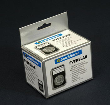 EVERSLAB Rectangular Coin Capsules Slabs 19mm - US / Canadian Penny - 5ct Pack