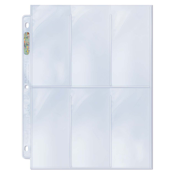 10-2 POCKET COLLECTOR PAGES ARCHIVAL SAFE BRAND NEW FREE SHIPPING