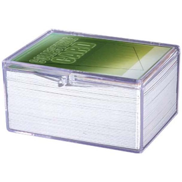 Ultra Pro 100ct Hinged Box