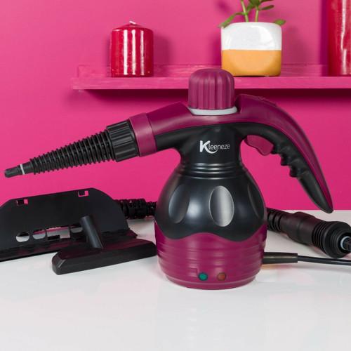 Kleeneze® 10 in 1 Handheld Steam Cleaner | 250 ml Tank