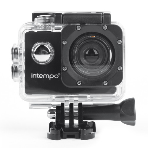 Intempo Sync Waterproof Wide Angle HD Action IPX8 Camera