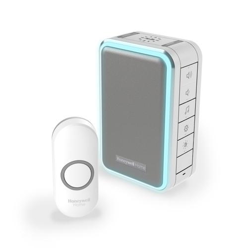 Honeywell Wireless Doorbell, Halo Light, Sleep and Mute Function