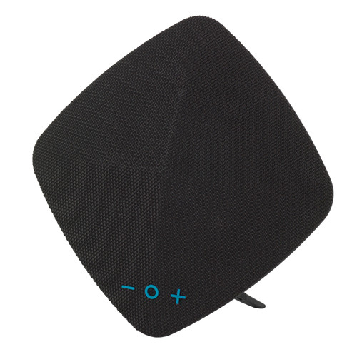 Intempo® Encore Diamond Fabric Speaker, Black