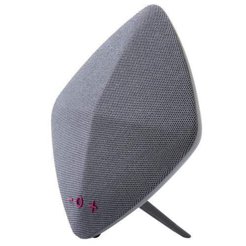 Intempo® Encore Diamond Fabric Speaker, Grey