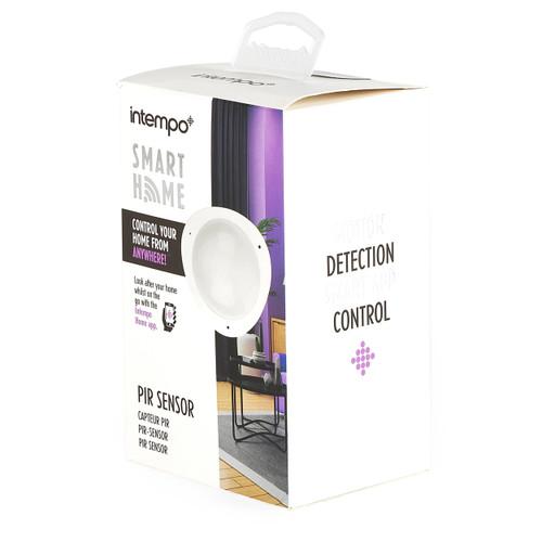 Intempo® Smart Home PIR Motion Sensor, White