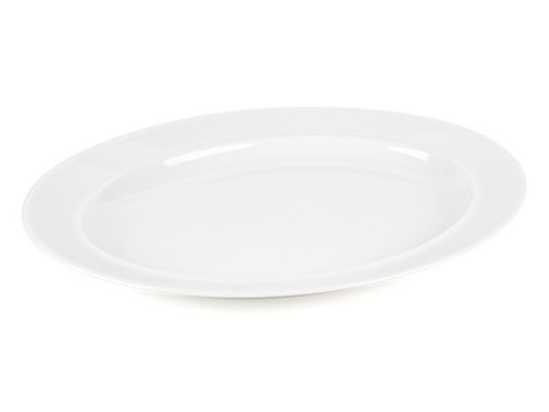 Alessi Large Porcelain Serving Antipasti Platter, 36 cm