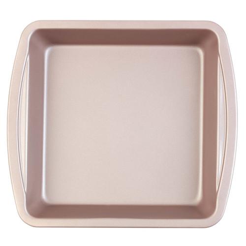 Salter Carbon Steel Matte Metallic Non-Stick Rectangular Baking Pan