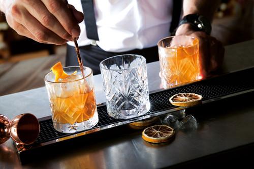 RCR Crystal Melodia Whiskey Glasses, Set of 6