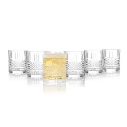 RCR Brillante Tumblers, 337 ml, Set of 6