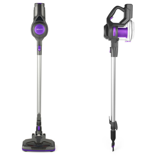 Prolectrix® 2 in 1 Cordless Pro Rechargeable Stick/Hand Vacuum