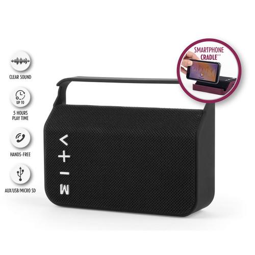 Intempo Harmony Portable Bluetooth Fabric Speaker